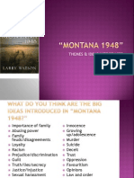montana 1948 part 1 summary