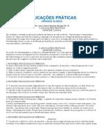 Aplicacoes Praticas Da Hipnose Clinica