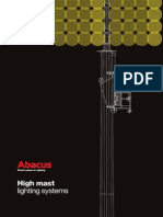 ABACUS High Mast Data Sheet