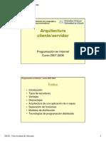 03a-ArquitecturaClienteServidor