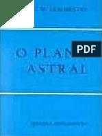O Plano Astral-C W Leadbeater