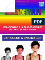 Teoria Del Color y Materiales Educativos