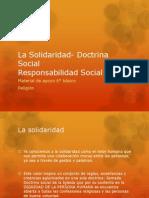 La Solidaridad- Doctrina Social 6°