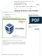 Installing Windows XP Machine using VirtualBox.pdf