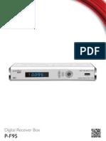 P-F95 NET HD User Manual Por