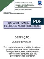 Aula -Caracterização de Resíduos agroindustriais.pdf