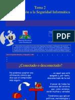 Introducción a La Seguridad Informática-Tema 2-Libro Electrónico