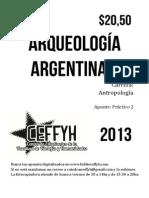 Arqueología Argentina II UNC - Practico 2