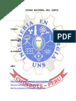 Caratula de La Universidad Nacional Del Santa