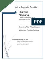 Trabajo de Investigacion. Estudios Sociales