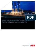 Asset Management for Power Generation Lowres