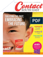 Contact South East (July-Sep 14)