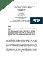 Diferencias en Los Predictores de La Lectura 2009 Cuetos