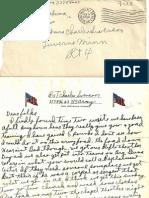 February 7 1945 to Folks