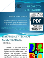 Power Point Final Proyecto Integrador Arellano Tapia Gustavo