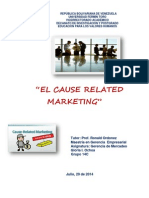 EL CAUSE RELATED MARKETING-UFT.docx