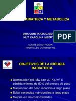 Cirugia MetabolicaHOSCAR-1