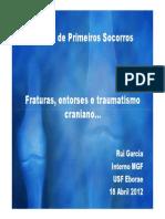 Tema 6 Fraturas