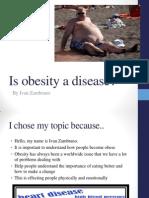 obesity presentation