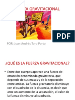 LA FUERZA GRAVITACIONAL PRESENTACION POWER POINT.pptx