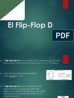 El Flip-Flop D