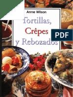 A.Wilson - Tortillas, crepes y rebozados