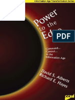 Albert and Haeys 2003 - Power to the Edge - C2 Information Age - NDU.pdf