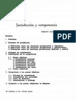 Jurisdiccion y Competencia AAV
