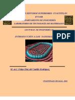 Introduccion a Los Nanomateriales