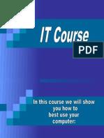 IT Course