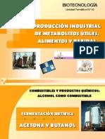 Acetona - Butanol 2011