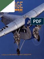Vintage Airplane - Apr 2000