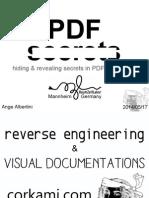 PDF SecretsPDF Secrets