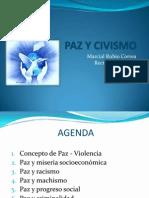 Paz y Civismo