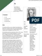 Solomon Lefschetz - Wikipedia, The Free Encyclopedia