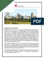 ACC plant visit report