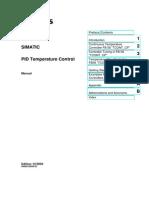 InfoPLC Net PID Temperature Control