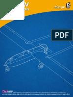 UAV RQ-7 Drone Plane