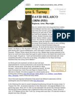David Belasco