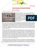 29th July,2014 Daily Global Rice E-Newsletter by Riceplus Magazine