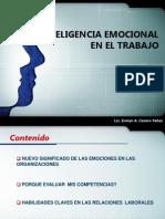 Inteligencia Emocional en El Trabajo - Evelyn Cavero