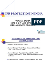 IPR Protection Ok