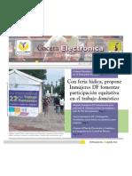 Gaceta Electrónica #5 -InMUJERESDF
