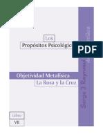 PP7, Objetividad Metafísica – La Rosa Y la Cruz