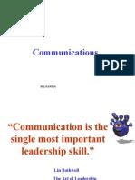 CommunicationsSkills