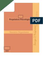 PP17, Nuestro Organismo
