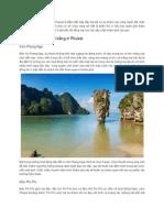 Chiêm Ngưỡng Vẻ Đẹp Của Bãi Biển Phuket