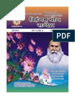 Vihangam Yoga Sandesh (Jun-2014)