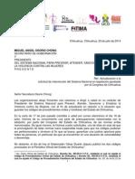 Carta Osorio Chong