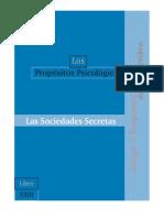 PP23, Las Sociedades Secretas